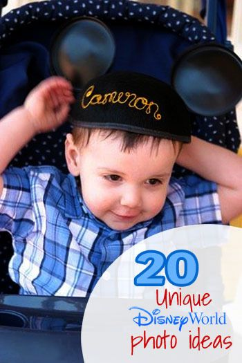 20 Unique Disney World Photo Ideas - Savings Tips - SavingsMania