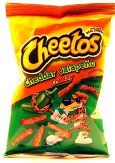 Cheetos Crunchy Jalepeno Cheddar 57g:Amazon.co.uk:Grocery