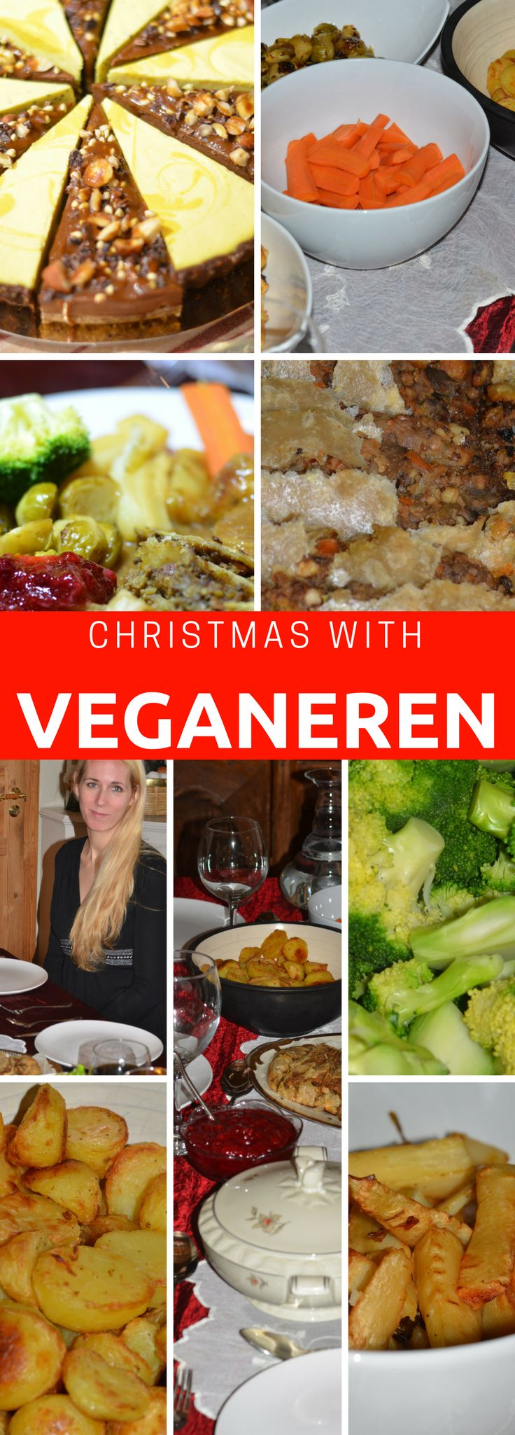 We are so fortunate that we (mostly) always have a whole vegan Christmas Eve. Those in my family who are vegans are me, my husband, partly the children, my mother, brother, aunt, and partly her husband. This year, me and Gunnar was planning to celebrate Christmas Eve alone since we did not have the kids staying with us, but then we had a sudden invitation to my aunt and her husband. Turns out they had also my mother Gro and my brother, Christian.