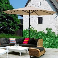 42.90 Ebay, Good Price Is The Size Too Big? 9ft Aluminum Outdoor Patio  Umbrella