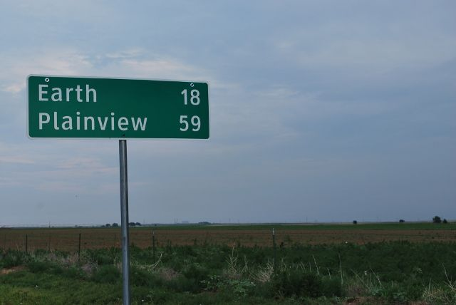 Strange town names decorate the Texas map - LGF Pages