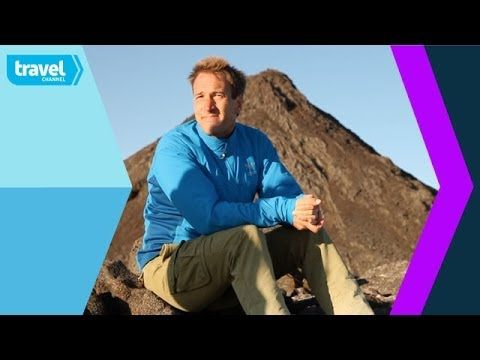 Ben Fogle in the Azores, Portugal - Lunar Landscape | via Travel Channel 11.03.2014 | Ben Fogle gives you a tour of the archipelago of the Azores showing you some dramatic scenery carved into the Atlantic Ocean by some serious volcanic activity.