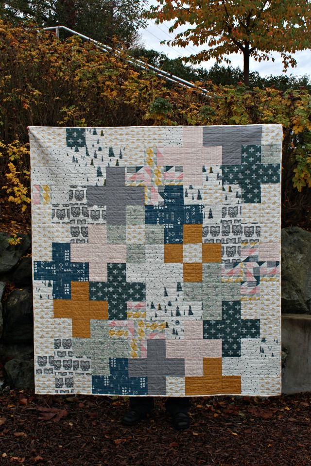 "Join Debbie Jeske of A Quilter's Table for today's stop on the Heartland Fabrics Blog Tour! The fabric collection is by Pat Bravo for Art Gallery Fabrics and it is simply stunning. Debbie used the fabrics to create an over-sized plus quilt using a tutorial by She can quilt. ""For quilting, I went with a dense organic crosshatch using Aurifil 50wt 2021 (Natural White), which gave the quilt beautiful texture."" To see more, please visit…"