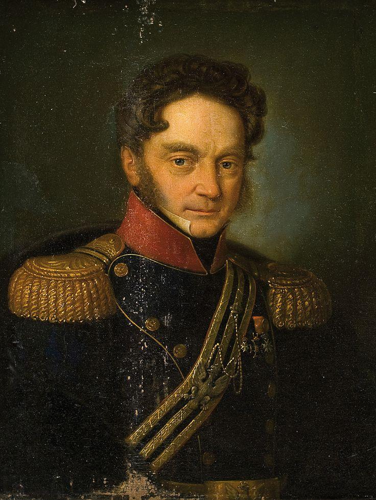 Gabriel count Rzyszczewski -colonel 12 th lancers