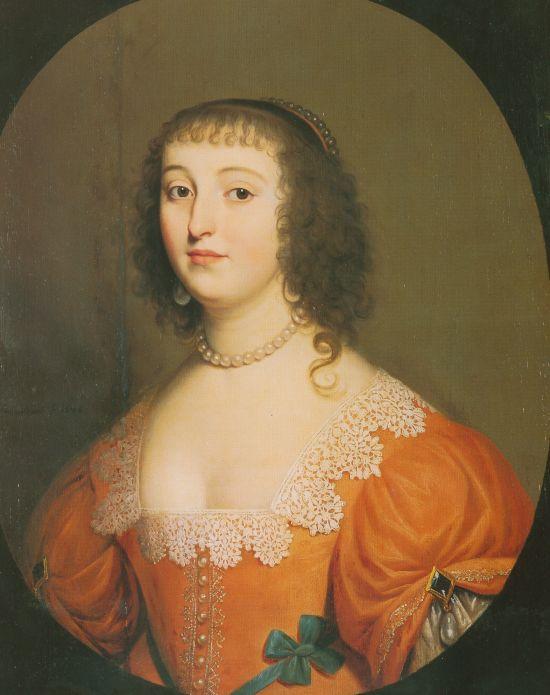 Amalia van Solms by Gerard van Honthorst. Foto: Stichting Historische Verzamelingen van het Huis Oranje-Nassau.