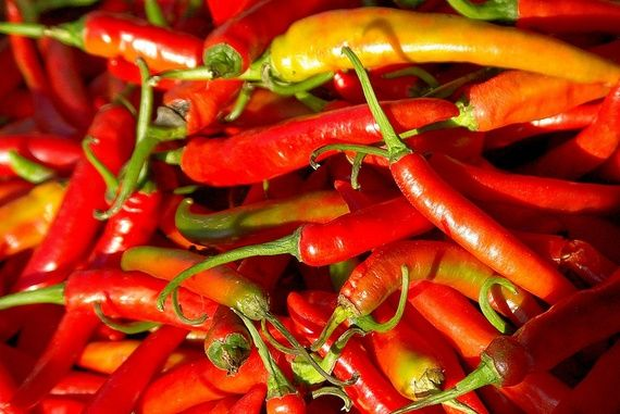 Learning to Like Spicier Food - The Atlantic