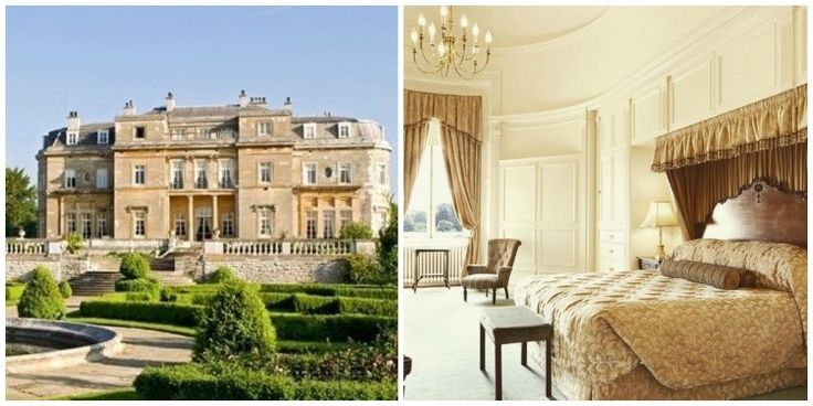 10 Of Europe's Most Famous Hotels From The Movies