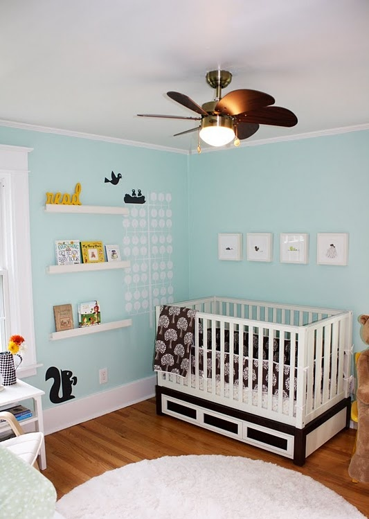 Robin 39 S Nest Gender Neutral Nursery