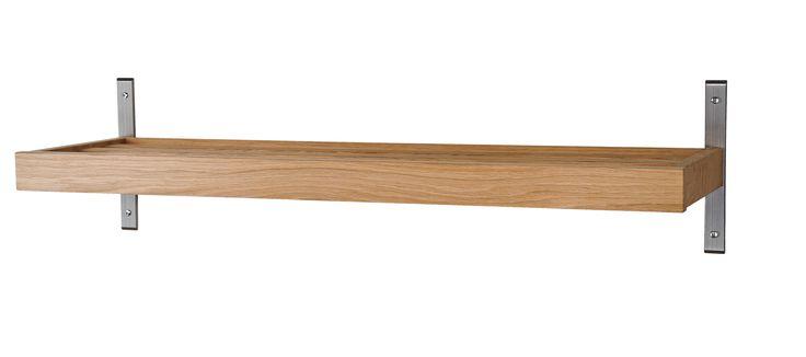 Nadja skohylla 80cm från Oscarssons Möbel hos ConfidentLiving se Buy at Confident Living