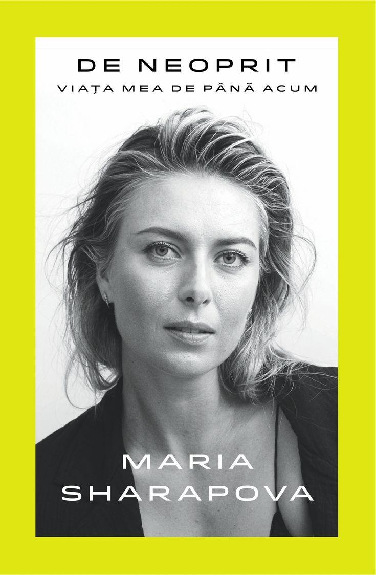 Biografia Mariei Sharapova #editurapublica #victoriabooks