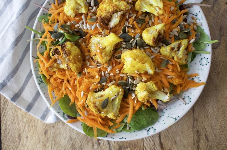 This salad is like sunshine in a bowl. It's inspired by my favourite dish at the gorgeous LLS cafe near me in Hampstead, which if you're ever in the area you have to visit! It's a…