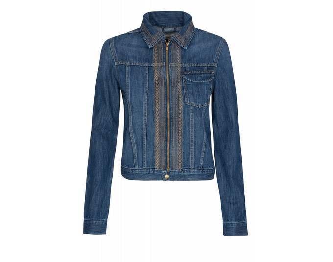 Wrangler American-Blues Jacke Damen Jeans-Jacke Freizeit-Jacke Blau mit Stickerei [Größenauswahl: X Jetzt bestellen unter: https://mode.ladendirekt.de/damen/bekleidung/jacken/jeansjacken/?uid=7aa77cfd-b507-56d1-ae54-99975c2a6b87&utm_source=pinterest&utm_medium=pin&utm_campaign=boards #jeansjacken #bekleidung #jacken