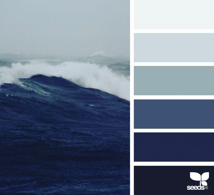 Color Storm | design seeds | Bloglovin'