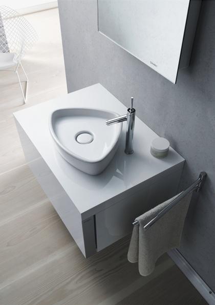 The Starck 1 washbasin