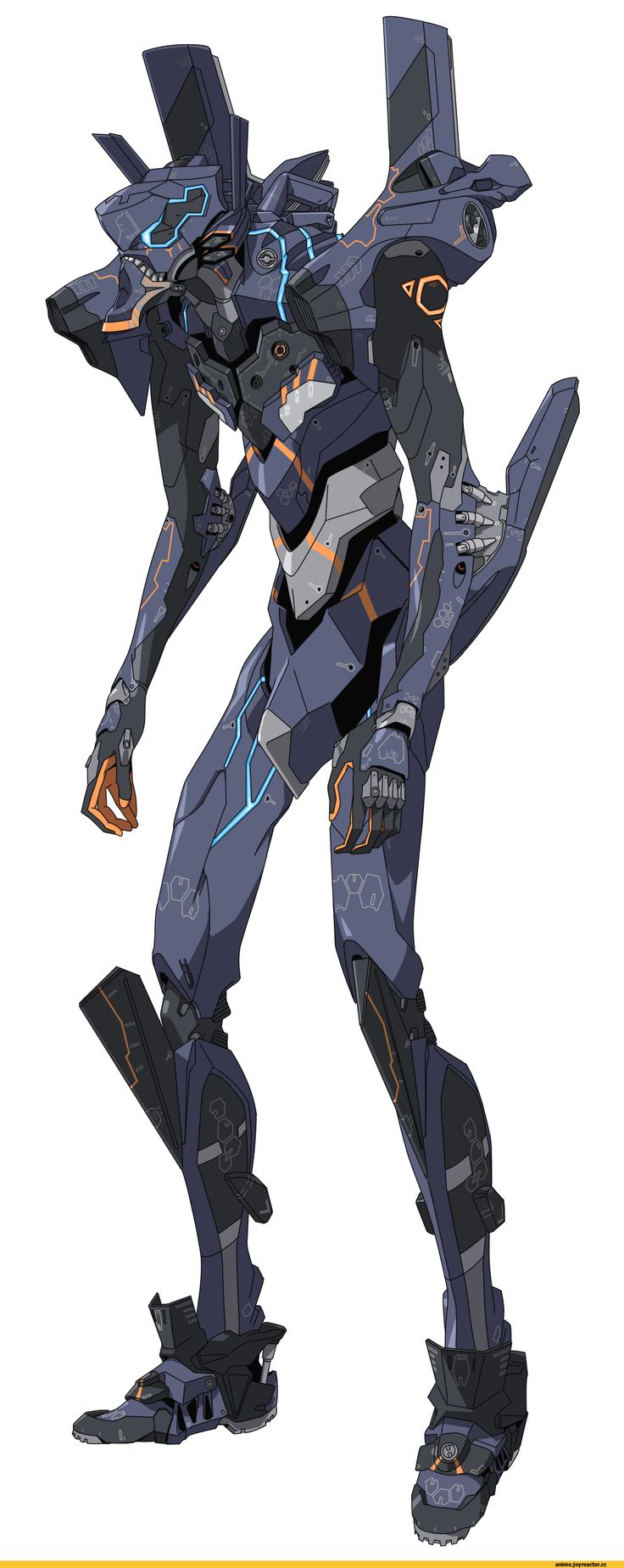 """EVA """"Unit-Null"""" - """"Neon Genesis Evangelion"""" 