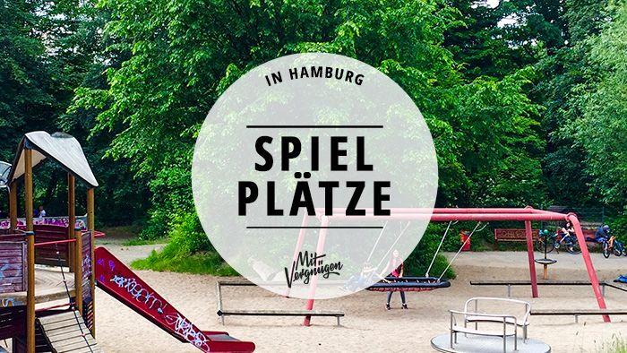 Wir legen euch die elf schönsten Spielplätze Hamburgs ans Herz, auf denen nicht nur die Kinder große Augen machen werden.