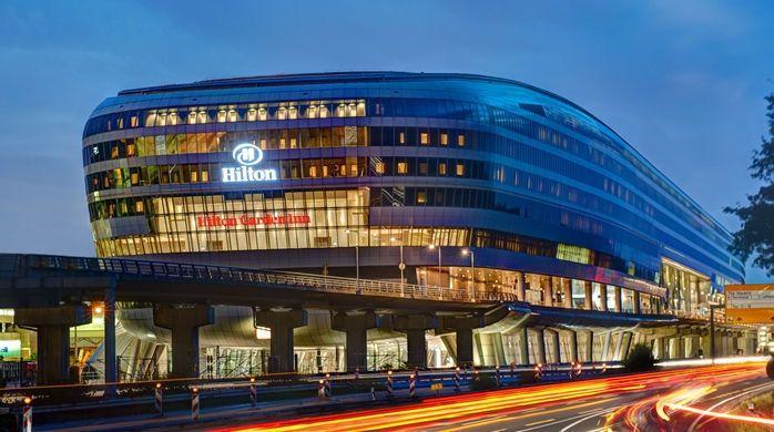 Hilton Garden Inn Frankfurt Airpot Hotel Frankfurt Airport Airport Hotel Europe Hotels