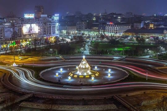 Unirii Square, Bucharest
