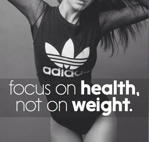 Health is more than a number on the scale! @homeweightloss