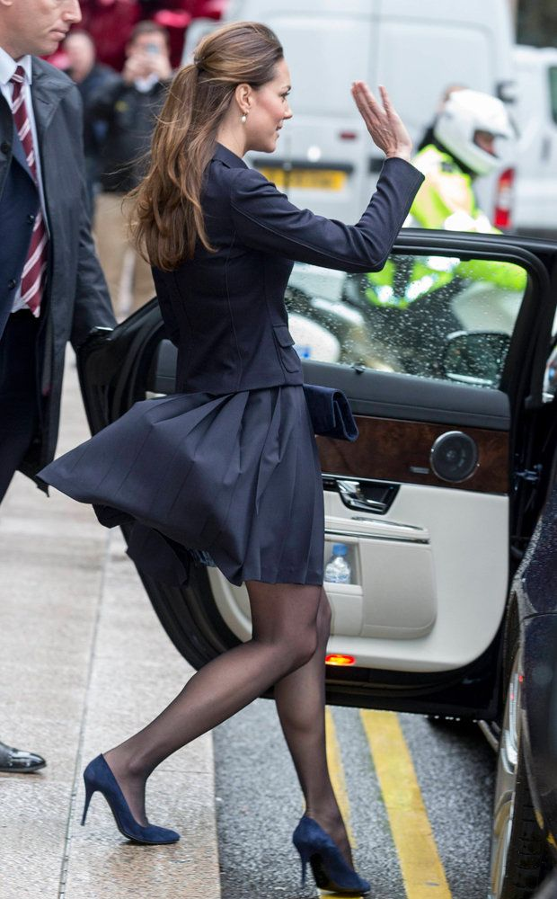 Kate Middleton's fashion hits and misses in pictures