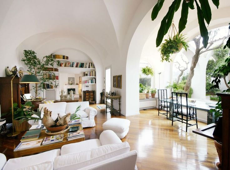House #plants are the ultimate in functional decorating #interiordesign #luxuryvilla