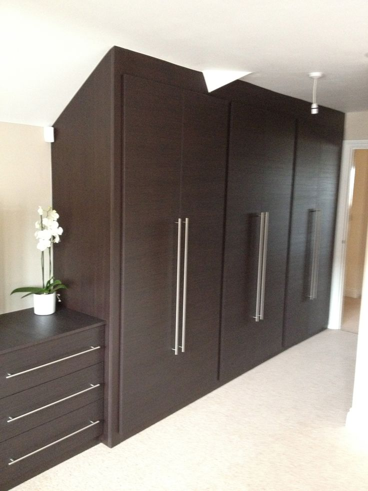 Verve is the specialist loft wardrobes supplier. Awkward rooms, sloping ceilings are transformed with made to measure loft bedroom fitted furniture and fitted wardrobes. Designer loft wardrobes installed by specialists at affordable prices.