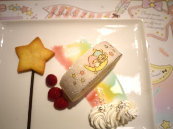 Hello Kitty cafe in Shibuya