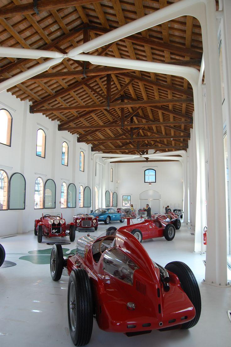 il Museo Enzo Ferrari di Modena - la Casa Natale - Officina