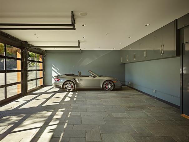 25  best ideas about contemporary garage doors on pinterest ...