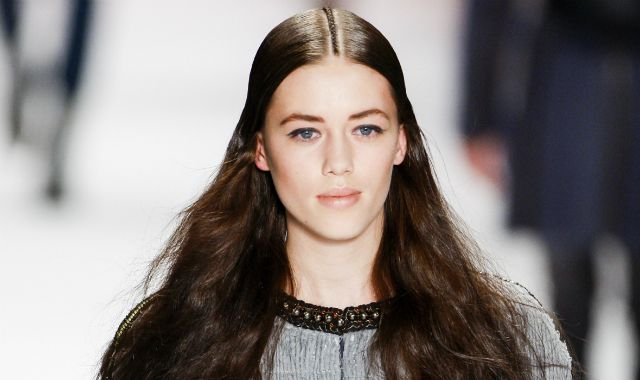 Faux-nude beauty trend for Autumn Winter 2013