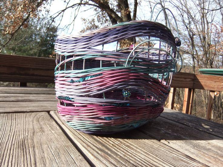 Random weave by Nancy Bruins