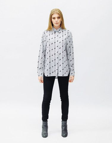 Cameo - Strange Days Shirt  Shop: http://www.theonlinestore.co.nz/collections/womens-new-arrivals/products/strange-days-shirt
