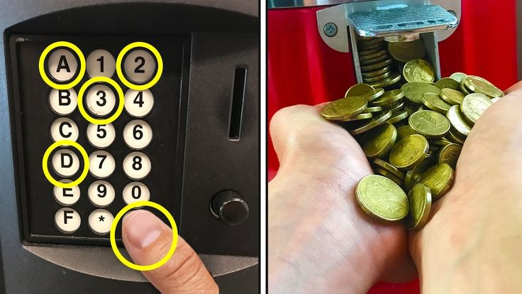 HOW TO MAKE ANY VENDING MACHINE PAY YOU! (GET FREE MONEY)