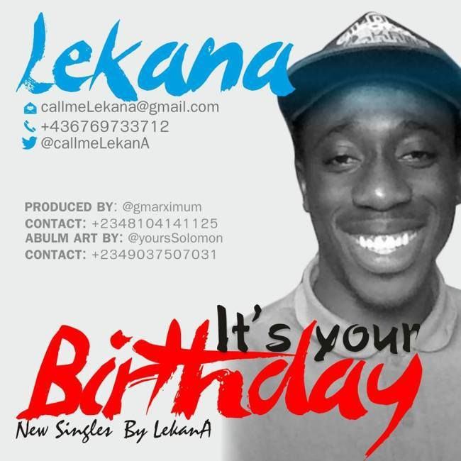 Top Nigerian Birthday Song Its Your Birthday Hit Song By