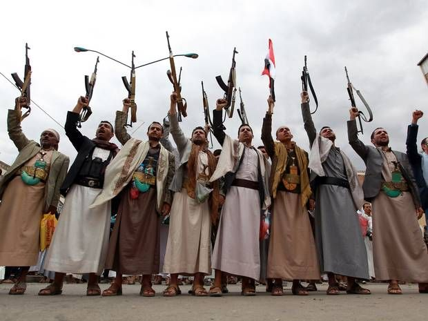 The battle for the Middle East's future begins in Yemen as Saudi Arabia jumps into the abyss - Middle East - World - The Independent
