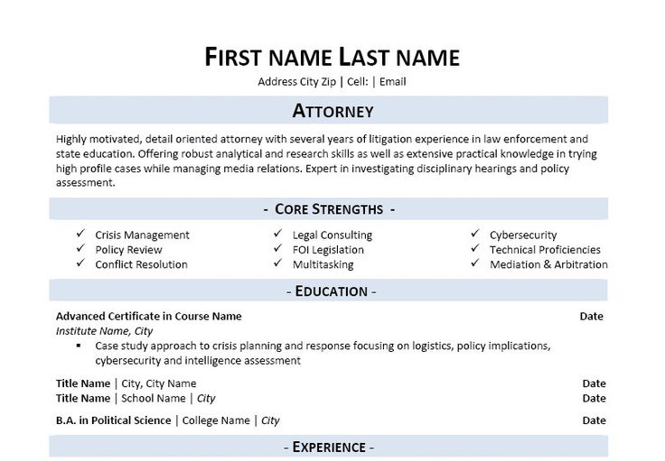 9 best images about best legal resume templates  u0026 samples on pinterest