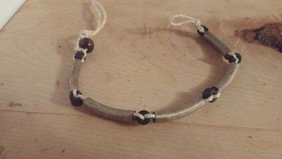 Check out this item in my Etsy shop https://www.etsy.com/ca/listing/473638867/handmade-bracelet-with-hemp-and-rustic