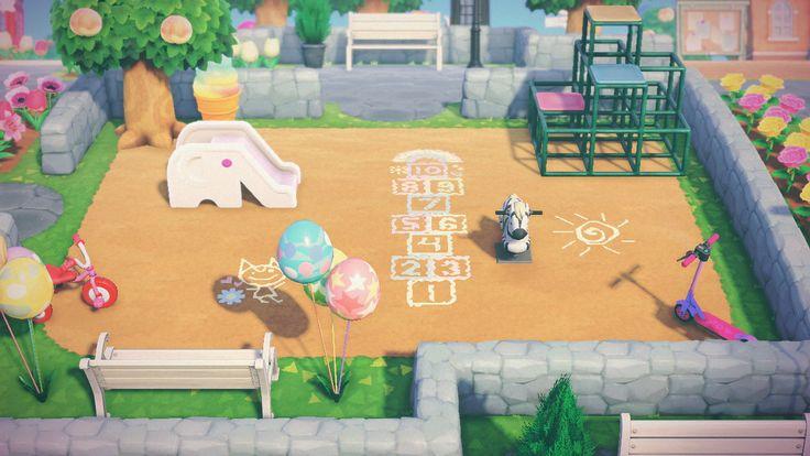 Animal Crossing Playground Design