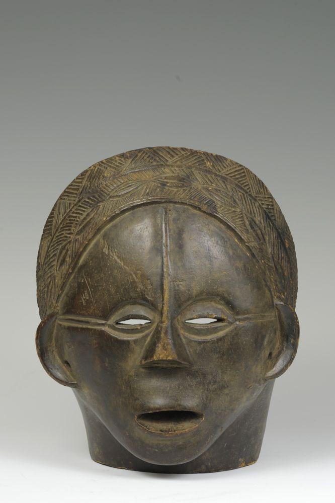 Tabwa female mask