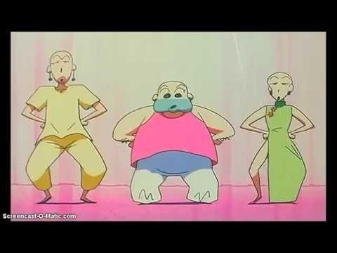 Mariconchis (shin-chan) - YouTube