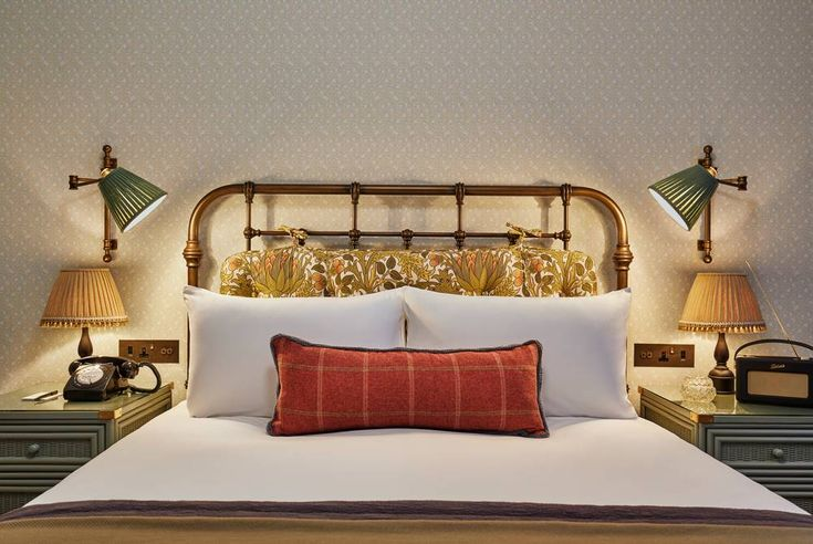 See more images from The Ned, London's Most Anticipated New Hotel, Is Now Open on domino.com