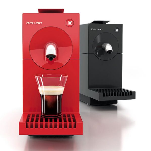This Swiss Designed And Made Minimalist Capsule Coffee Machine Measures  Just Cm Wide, So The Claim That Delizio Uno Is The Slimmest Capsule Machine  [.