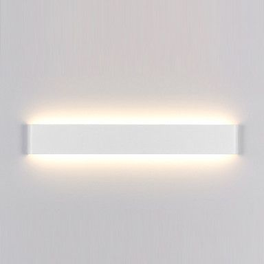20W Modern LED Wall Sconces Light Indoor Black / White 61cm 2016 – $81.99