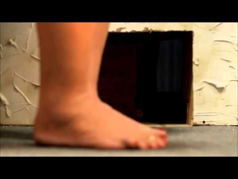 Excerpt from Squeeze, video work by Mika Rottenberg, 2010 - YouTube