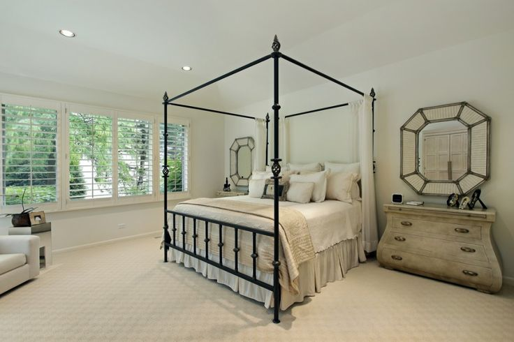 17 Best Ideas About Wrought Iron Beds On Pinterest