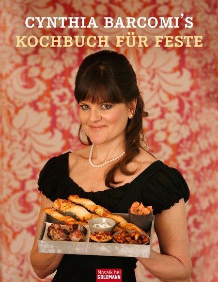 Cynthia Barcomi Buch :: Kochbuch für Feste