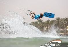Day 3 at The Red Sea Kitesurf World Cup 2014.  Impressing the judges.  #pkra #kiteboardworldtour #marcjacobskiteboarding