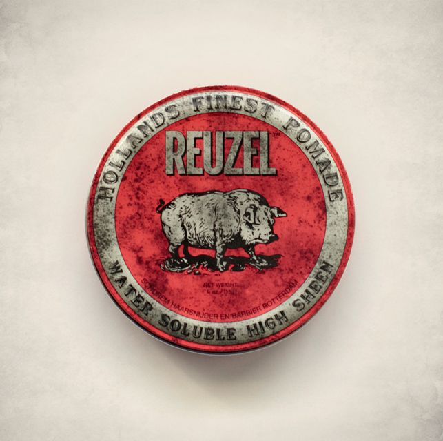 Reuzel-Pomade. -In other words.. How to keep your hair style looking fresh and solid!