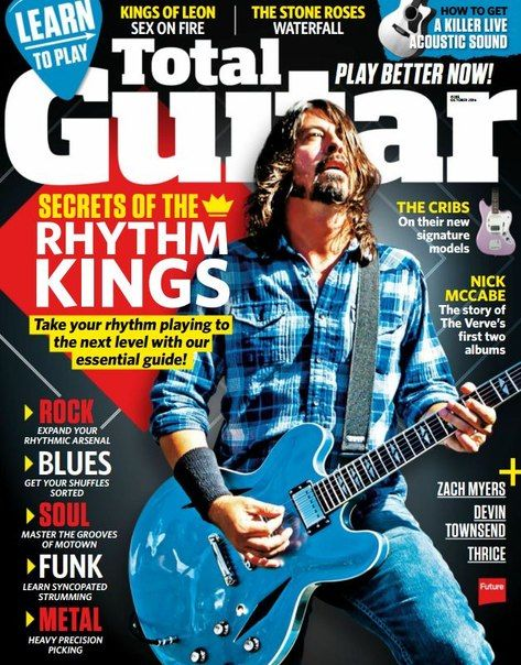 Guitar online, PDF magazine without registration - download for FREE now!