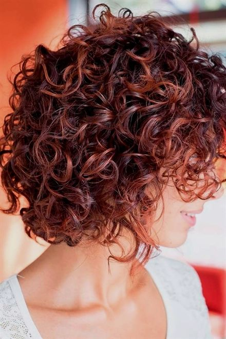 Here Is A List Of Short Curly Hairstyles And Tips For Girls With